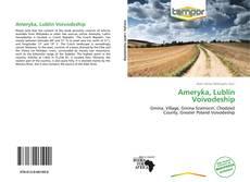 Bookcover of Ameryka, Lublin Voivodeship