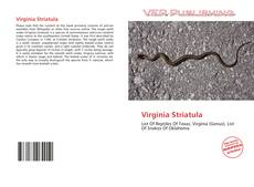 Couverture de Virginia Striatula