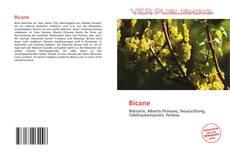 Bookcover of Bicane