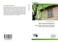 Bookcover of Honiatycze-Kolonia