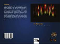 Bookcover of 42 Draconis
