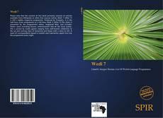Capa do livro de Wedi 7