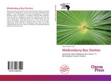 Bookcover of Wednesbury Bus Station