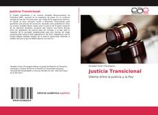 Bookcover of Justicia Transicional