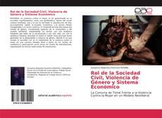 Portada del libro de Rol de la Sociedad Civil, Violencia de Género y Sistema Económico