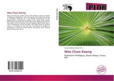 Buchcover von Wee Choo Keong