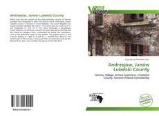 Bookcover of Andrzejów, Janów Lubelski County