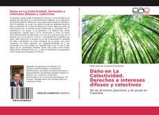 Borítókép a  Daño en La Colectividad. Derechos e intereses difusos y colectivos - hoz