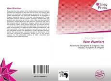 Bookcover of Wee Warriors