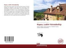 Capa do livro de Kopce, Lublin Voivodeship
