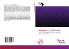 Capa do livro de Weedpatch, California