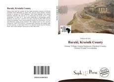 Couverture de Baraki, Kraśnik County