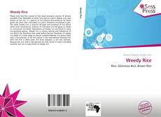 Bookcover of Weedy Rice