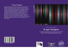 Bookcover of Weegie Thompson