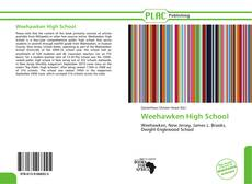 Capa do livro de Weehawken High School