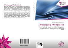 Bookcover of Weekapaug, Rhode Island
