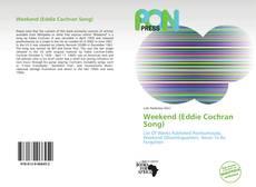 Couverture de Weekend (Eddie Cochran Song)