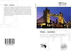 Bookcover of Oval, London