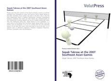Capa do livro de Sepak Takraw at the 2007 Southeast Asian Games