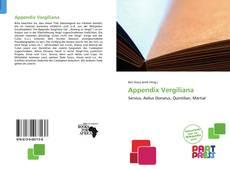 Buchcover von Appendix Vergiliana