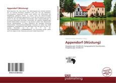 Bookcover of Appendorf (Wüstung)