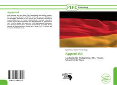 Bookcover of Appenfeld