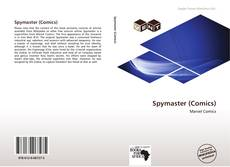 Portada del libro de Spymaster (Comics)