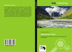 Appenzeller Alpen kitap kapağı