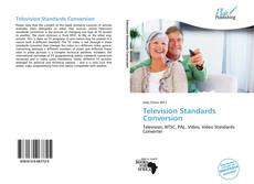 Buchcover von Television Standards Conversion