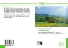 Bookcover of Bickelsberg