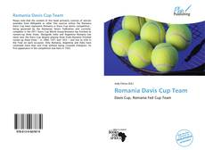 Couverture de Romania Davis Cup Team