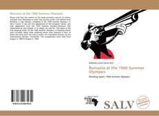 Romania at the 1900 Summer Olympics kitap kapağı