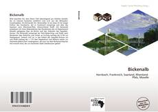 Bookcover of Bickenalb