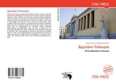Bookcover of Spyridon Trikoupis