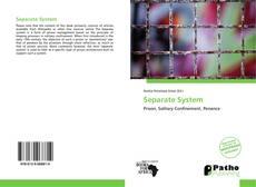 Separate System kitap kapağı