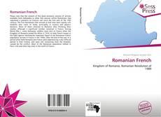 Capa do livro de Romanian French