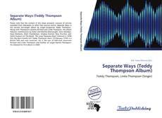 Bookcover of Separate Ways (Teddy Thompson Album)