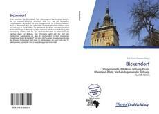 Buchcover von Bickendorf