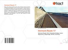 Bookcover of Vermont Route 17