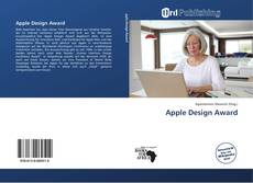 Buchcover von Apple Design Award