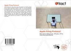Capa do livro de Apple Filing Protocol