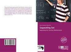 Bookcover of Separating Set