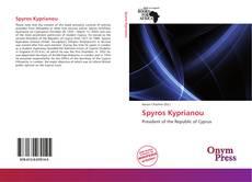 Portada del libro de Spyros Kyprianou
