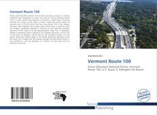 Borítókép a  Vermont Route 100 - hoz