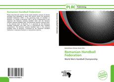 Capa do livro de Romanian Handball Federation