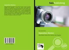 Capa do livro de Separation Masters