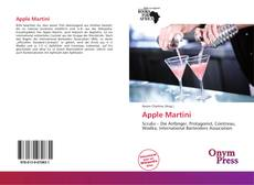 Capa do livro de Apple Martini