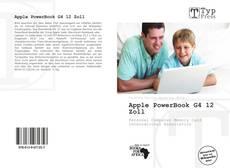 Copertina di Apple PowerBook G4 12 Zoll