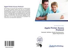 Buchcover von Apple Printer Access Protocol