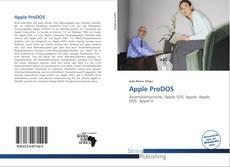 Portada del libro de Apple ProDOS